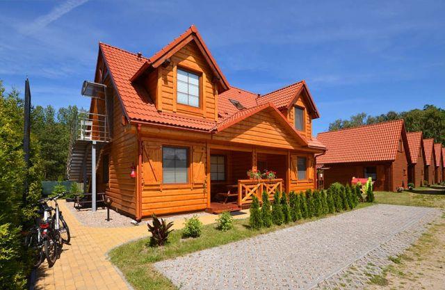 Domki Letniskowe PRZY MORZU Bobolin Apartamenty
