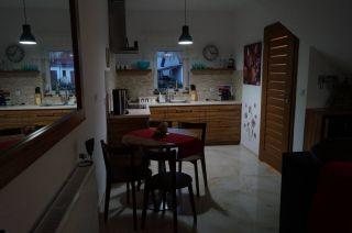 Domki Apartamentowe VISTA MARE Cisowo k. Darłówka kuchnia - parter