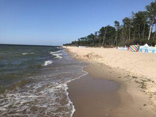 Domki Apartamentowe VISTA MARE Cisowo k. Darłówka plaża Cisowo