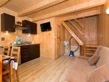 Domki Letniskowe KAPER Karwia Drewniany klimat