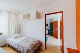 Apartamenty i pokoje gościnne 4 KĄTY Karwia apartament nr 1