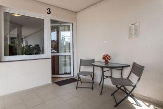 Apartamenty i pokoje gościnne 4 KĄTY Karwia taras pokoju nr 3