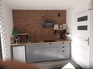Domek ZUZANNA Władysławowo domek kuchnia